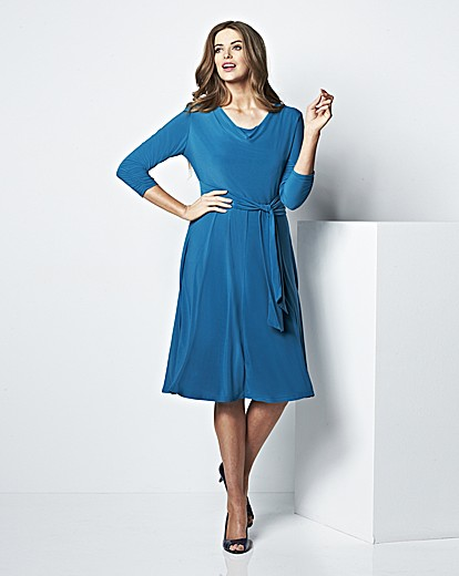 Magisculpt Jersey Dress Length 43in Firm Control 3