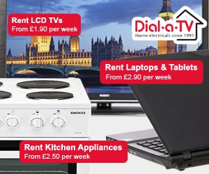 Rent Home Entertainment, Kitchen Appliances and Technology at Dial-a-TV