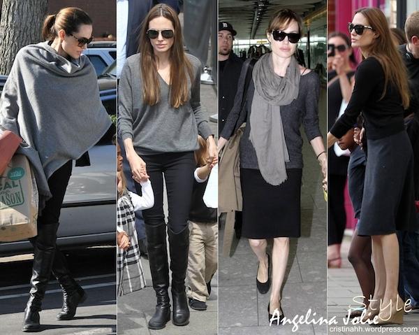 Angelina Jolie Clothing